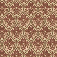 Henna Embroidery Drapery and Upholstery Fabric by Fabricut