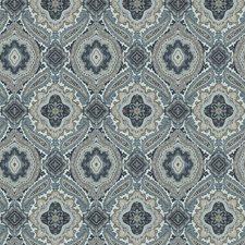 Slate Global Drapery and Upholstery Fabric by Fabricut