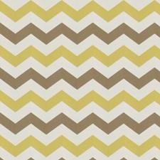 Citrine Geometric Drapery and Upholstery Fabric by Fabricut