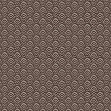 Port Flamestitch Drapery and Upholstery Fabric by S. Harris