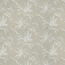 Reed Print Pattern Drapery and Upholstery Fabric by Stroheim