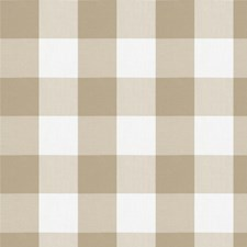 Linen Check Drapery and Upholstery Fabric by Fabricut