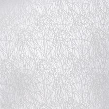 White Contemporary Drapery and Upholstery Fabric by Fabricut