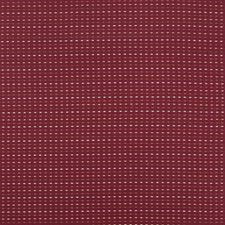 Burgundy Small Scale Woven Drapery and Upholstery Fabric by Fabricut