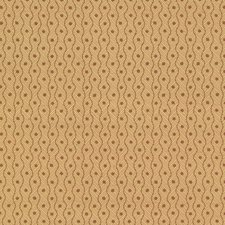 Nutmeg Geometric Drapery and Upholstery Fabric by Vervain