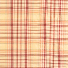 Cherry Check Drapery and Upholstery Fabric by Vervain