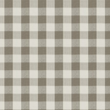 Greystone Check Drapery and Upholstery Fabric by Vervain