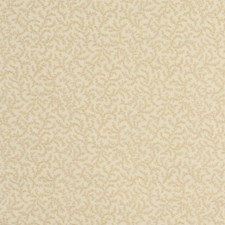 Straw Leaves Drapery and Upholstery Fabric by Vervain
