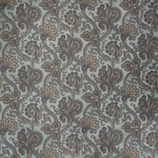 Summer Sky Paisley Drapery and Upholstery Fabric by Stroheim