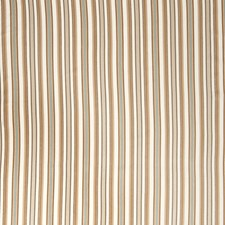 Cashew Stripes Drapery and Upholstery Fabric by Stroheim