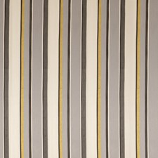 Harbor Gray Stripes Drapery and Upholstery Fabric by Stroheim