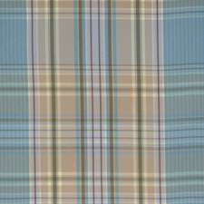 Capri Check Drapery and Upholstery Fabric by Trend