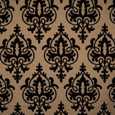 Graphite Damask Drapery and Upholstery Fabric by Trend