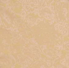 Camel Floral Drapery and Upholstery Fabric by Trend