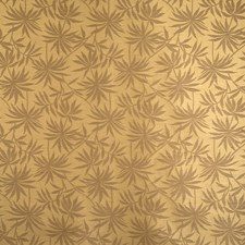 Mushroom Leaves Drapery and Upholstery Fabric by Trend