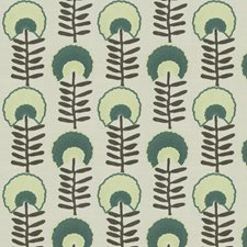 Loden Embroidery Drapery and Upholstery Fabric by Fabricut