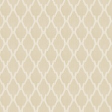 Beige Lattice Drapery and Upholstery Fabric by Fabricut