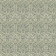 Mineral Damask Drapery and Upholstery Fabric by Trend