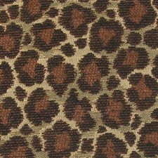 Cheetah Drapery and Upholstery Fabric by B. Berger