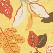 Banana Drapery and Upholstery Fabric by RM Coco