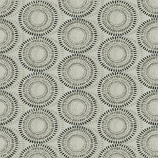 Slate Print Pattern Drapery and Upholstery Fabric by Trend