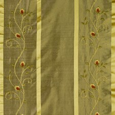 Olive Drapery and Upholstery Fabric by Robert Allen