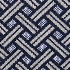 Blueberry Diamond Drapery and Upholstery Fabric by Duralee