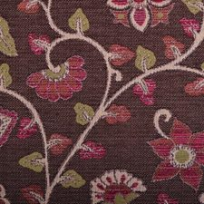 Pomegranate Botanical Drapery and Upholstery Fabric by Duralee