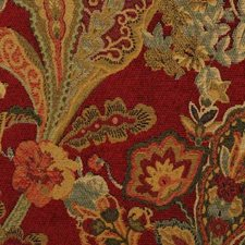 Crimson Drapery and Upholstery Fabric by Duralee