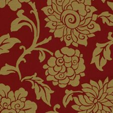 Pomegranate Drapery and Upholstery Fabric by Robert Allen