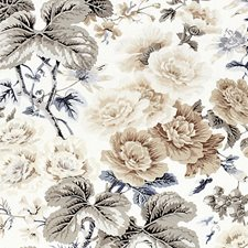 Winter Sky Drapery and Upholstery Fabric by Scalamandre