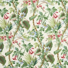 Tropic Drapery and Upholstery Fabric by Schumacher
