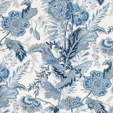 Delft Drapery and Upholstery Fabric by Schumacher