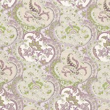 Lilac Drapery and Upholstery Fabric by Schumacher