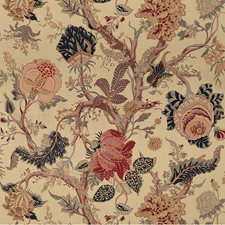 Tea Drapery and Upholstery Fabric by Schumacher