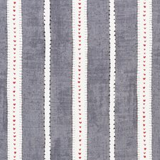 Charcoal Drapery and Upholstery Fabric by Schumacher
