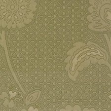 Avocado Drapery and Upholstery Fabric by Highland Court
