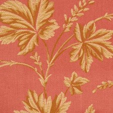 Flamingo Gold Drapery and Upholstery Fabric by Highland Court