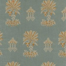 Robin's Egg Drapery and Upholstery Fabric by Highland Court