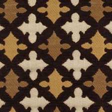 Dark Brown Drapery and Upholstery Fabric by Highland Court