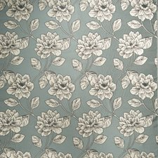 Sky Floral Drapery and Upholstery Fabric by Fabricut