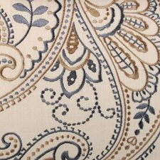 Cobalt Drapery and Upholstery Fabric by Highland Court
