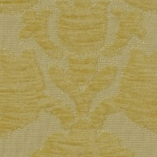 Yellow Lotus Drapery and Upholstery Fabric by Beacon Hill