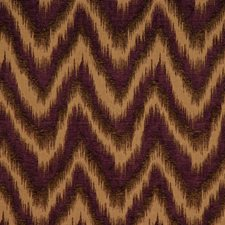 Aubergine Drapery and Upholstery Fabric by RM Coco