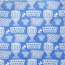 Forget Me Not Novelty Drapery and Upholstery Fabric by Fabricut