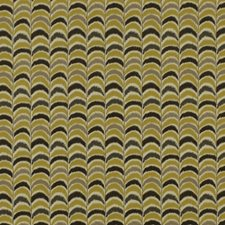 Lemon Curry Drapery and Upholstery Fabric by Robert Allen