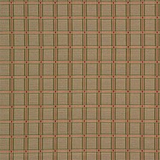 Green/Pink Plaid Drapery and Upholstery Fabric by Kravet