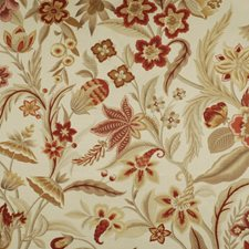 Cranberry Drapery and Upholstery Fabric by Robert Allen