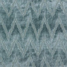 Larkspu Flamestitch Drapery and Upholstery Fabric by Lee Jofa