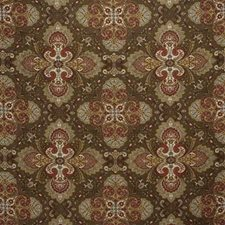 Bronze Paisley Drapery and Upholstery Fabric by Lee Jofa